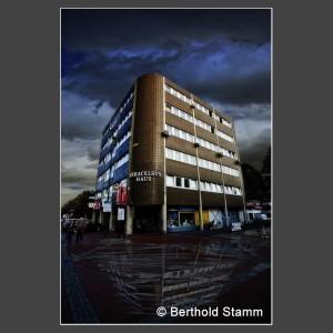 Berthold Stamm: Paracelsus-Haus
