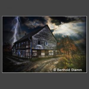 Berthold Stamm: Ruine Gebhardtshagen