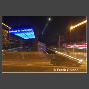 Frank Gruber: Lightbeams