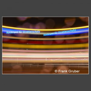 Frank Gruber: Strahlengang