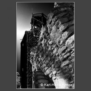 Karl-Heinz Henne: Burg Lichtenberg 1