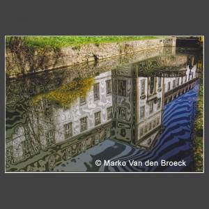 Marko Van den Broeck: getigert