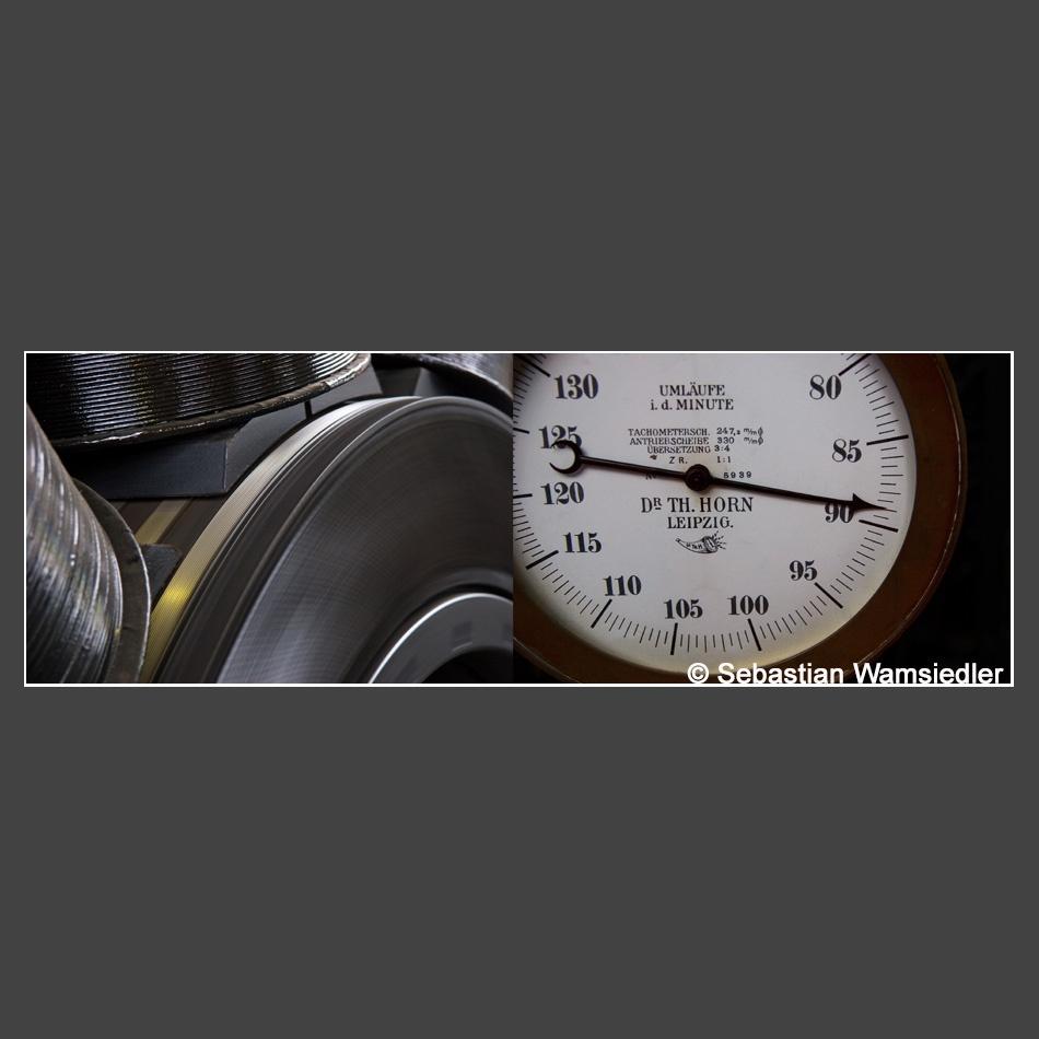 Sebastian Wamsiedler - Rund um die Uhr