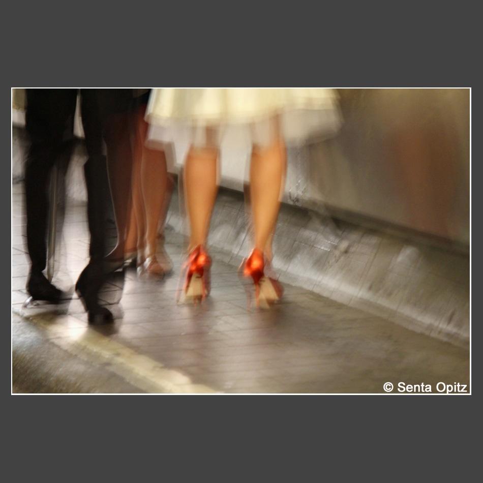 Senta Opitz - Die bewegten Schuhe