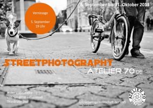 Plakat Streetphotography