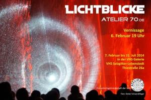 Plakat Lichtblicke