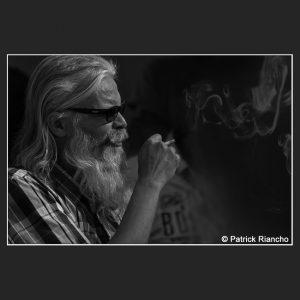 Platz 2 Riancho, Patrick - Der Raucher