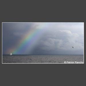 Platz 5 Riancho, Patrick -Regenbogen in der Ostsee
