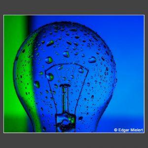 Platz 3 Mielert, Edgar - Edison in blau-grün