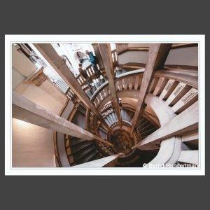 Platz 4 Hundertmark, Bernd - 2 auf der Treppe