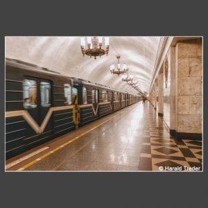 Platz 4 Treder, Harald - Metro