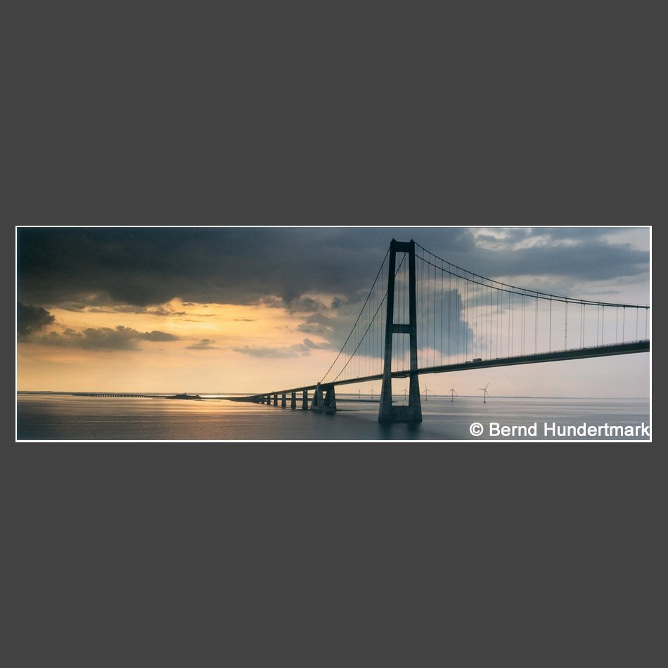 Platz 1 Hundertmark, Bernd - Öresundbrücke