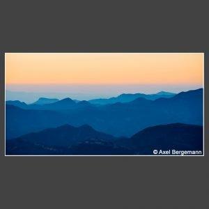 Platz 4 Bergemann, Axel - Blick vom Mt Ventoux