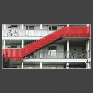 Platz 4 Riancho, Patrick - Die rote Treppe