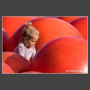 Platz 5 Riancho, Patrick - in roten Bällen