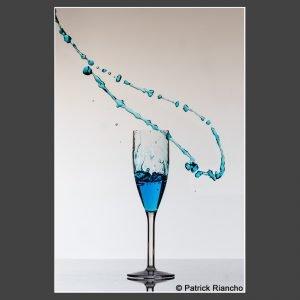 Platz 5 Riancho, Patrick - blaue Spritzer