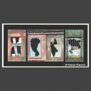 Platz 5 Riancho, Patrick - 4 Fenster